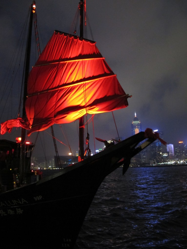 016 chinese boat